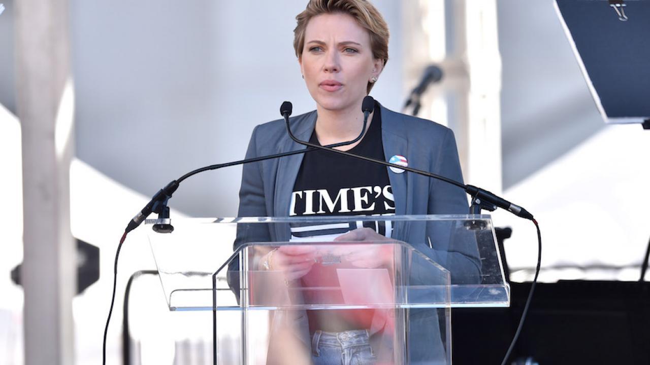 Scarlett Johansson dément avoir passé une audition pour sortir avec Tom Cruise