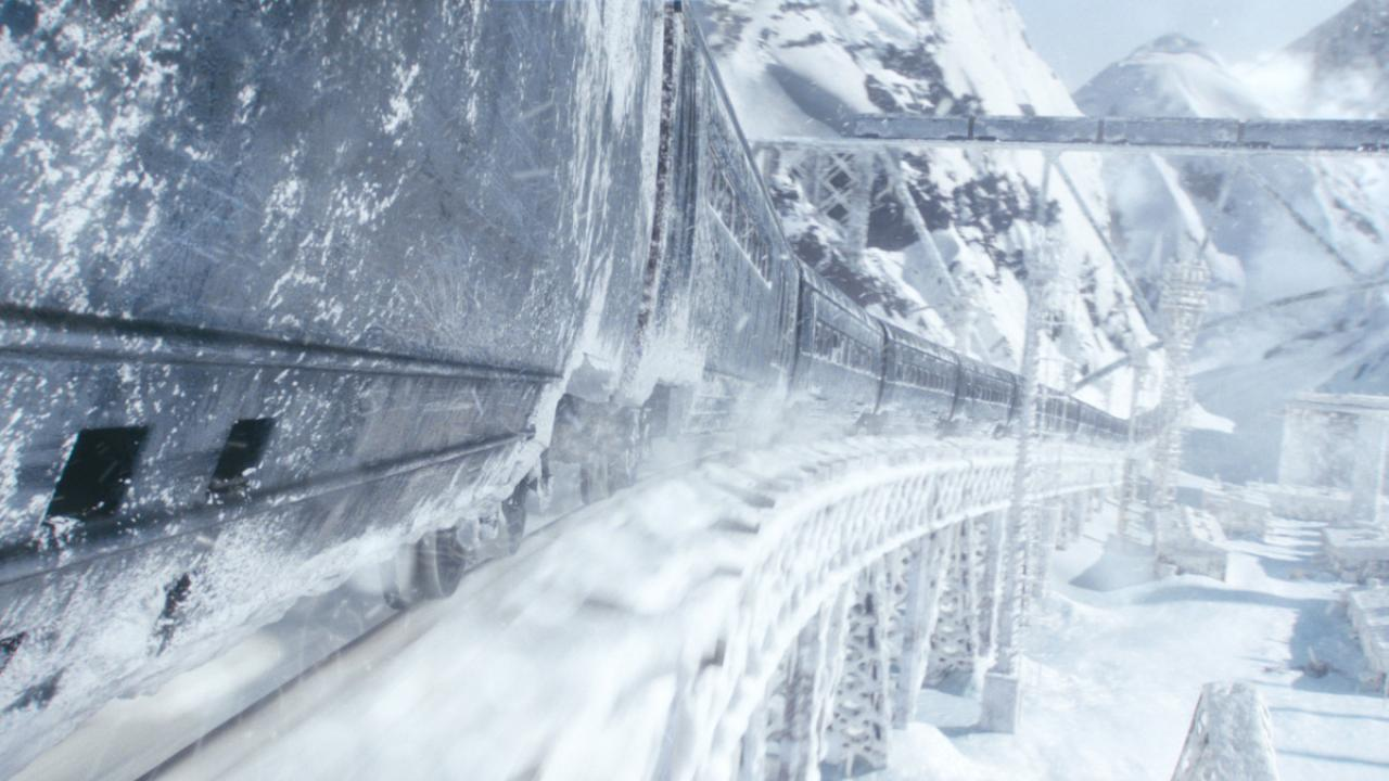 SNOWPIERCER TÉLÉCHARGER TRANSPERCENEIGE FILM LE