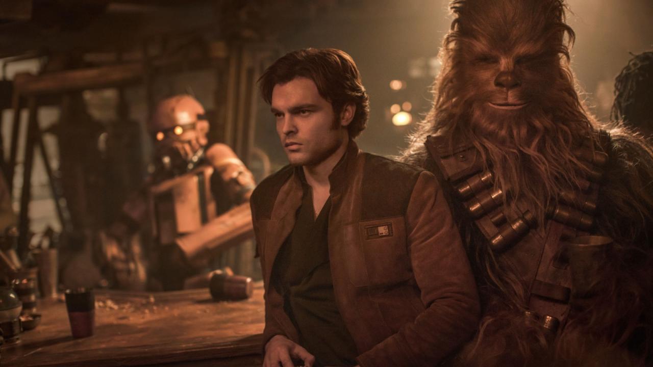Ça commence mal pour la Star Wars Story — Solo