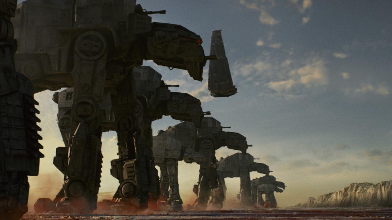 Camera Cachee Star Wars : Que faut il comprendre à la fin de star wars 8 ? premiere.fr