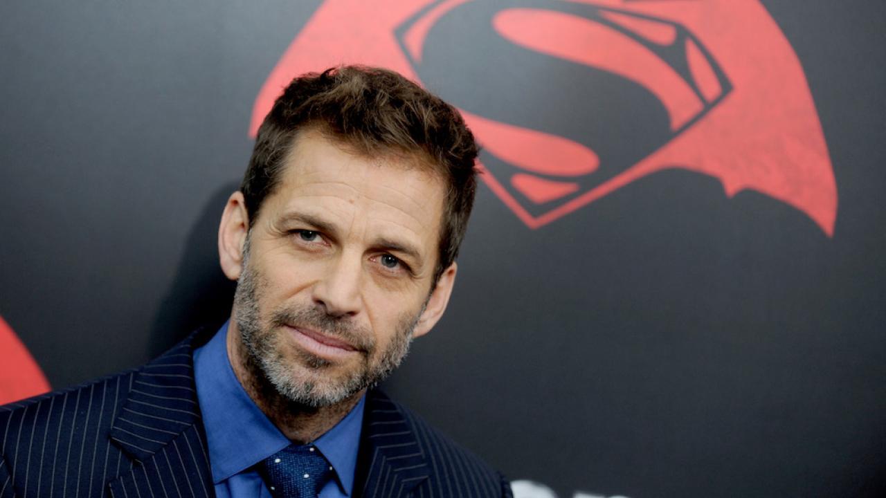 Zack Snyder bientôt de retour avec un film de zombies sur Netflix