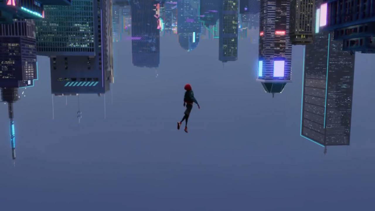 Bande-annonce Spider-Man : Découvrez Miles Morales, un super-héro en devenir