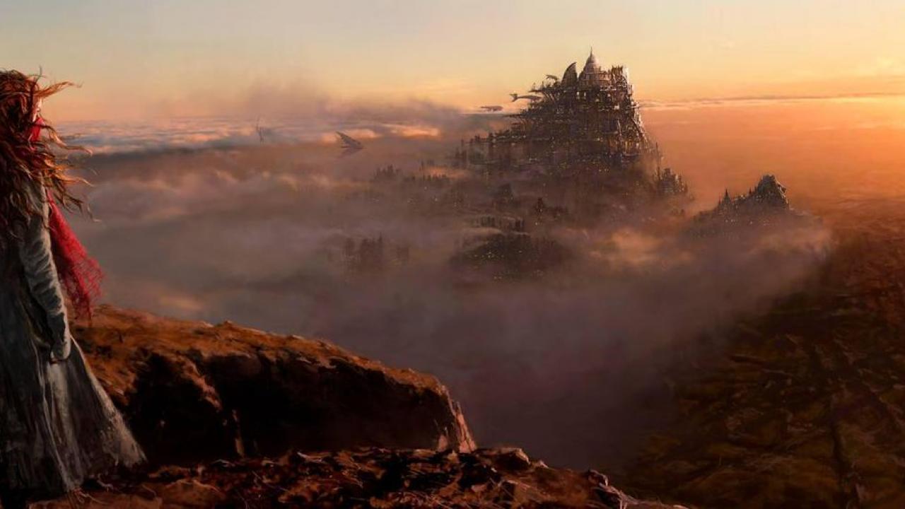 Une seconde bande-annonce riche en effets visuels — Mortal Engines