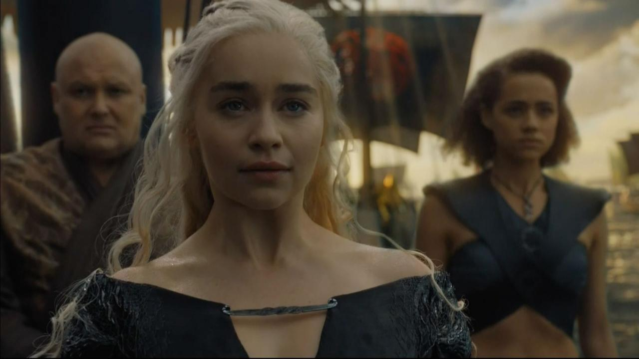 Game of Thrones : Les adieux d'Emilia Clarke à la série