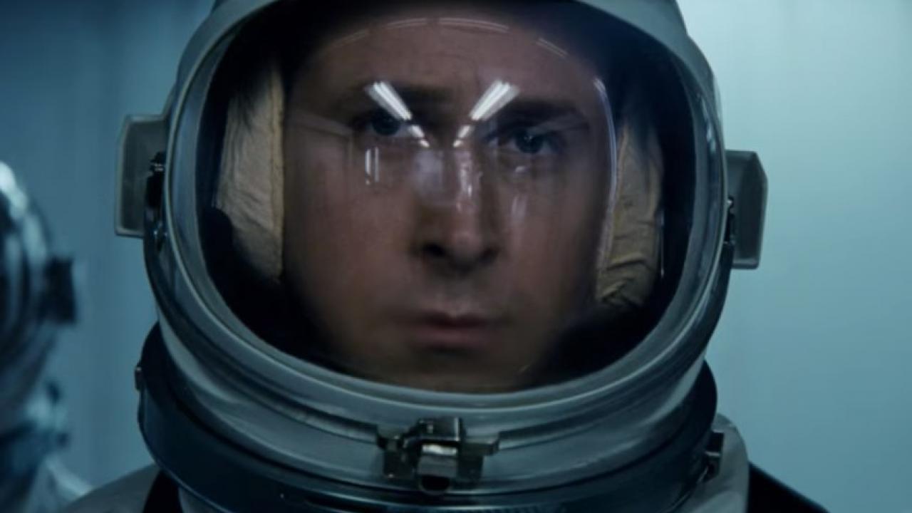 Le nouveau Damien Chazelle en images — First Man