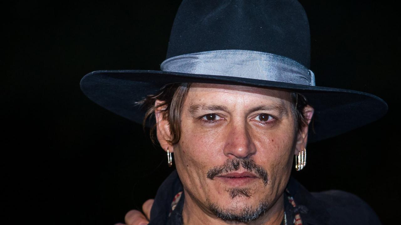 Johnny Depp se confie sur sa dépression majeure et son alcoolisme