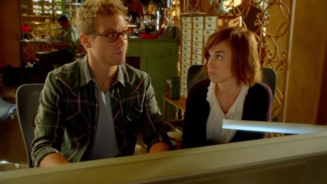 ncis los angeles nell eric