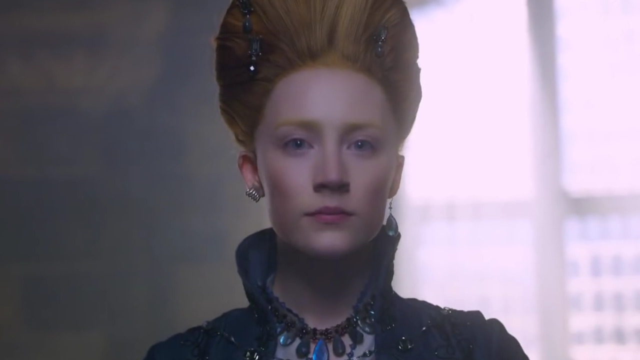 Une bande annonce pour Mary Queen of Scots