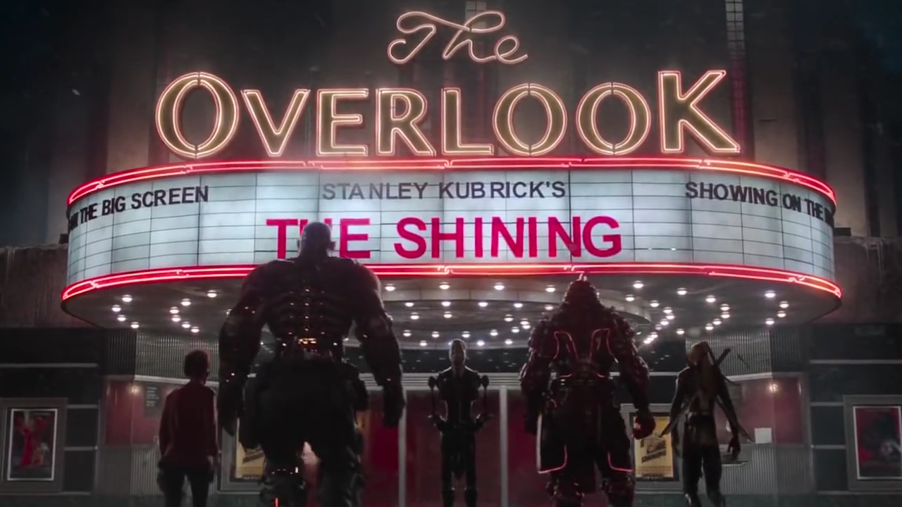 Ready Player One rend hommage à Shining