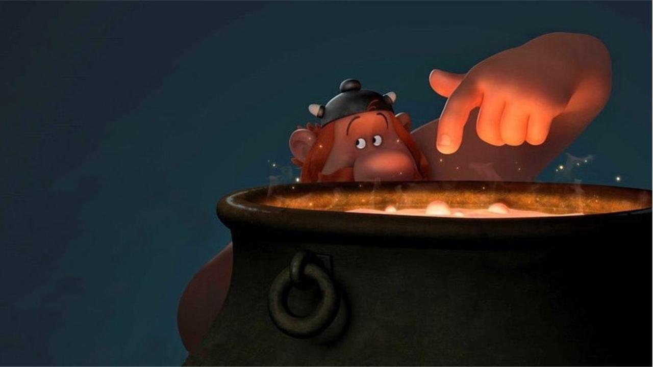 Le prochain Astérix d'Alexandre Astier dévoile un teaser