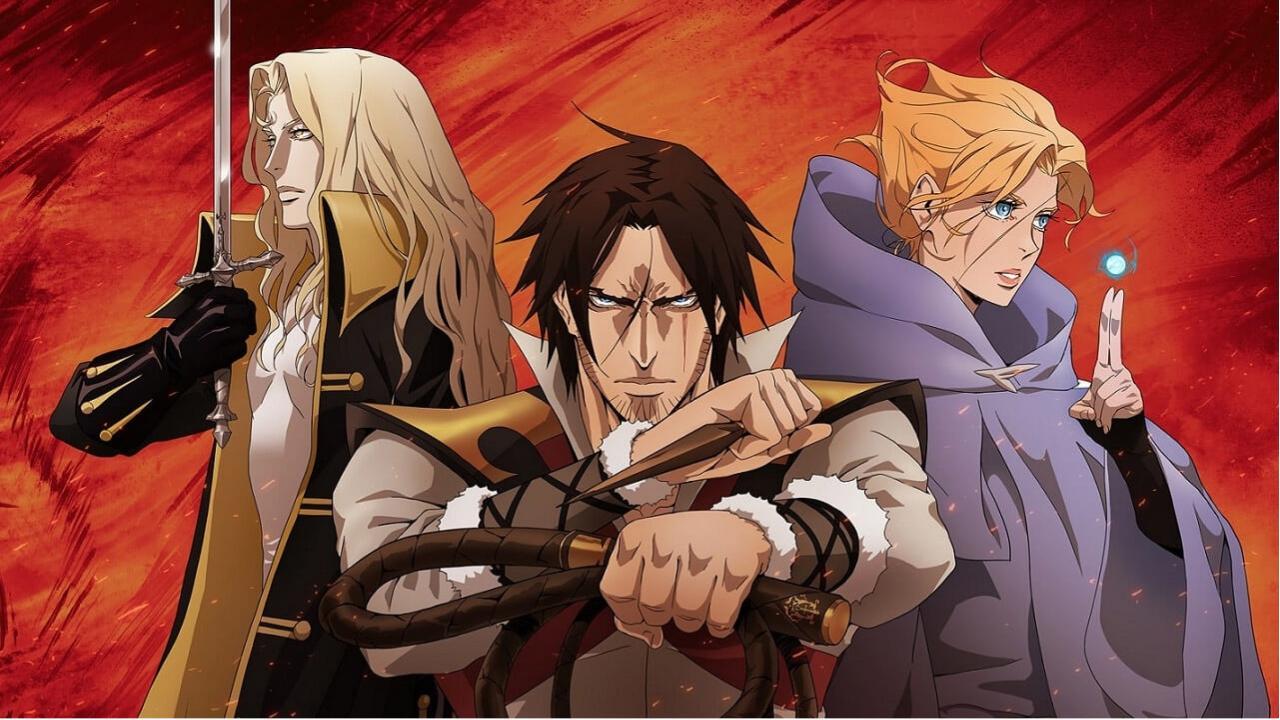 Castlevania : La bande-annonce de la saison 2