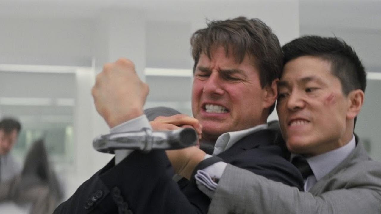 Tom Cruise sera à Paris cet après-midi !