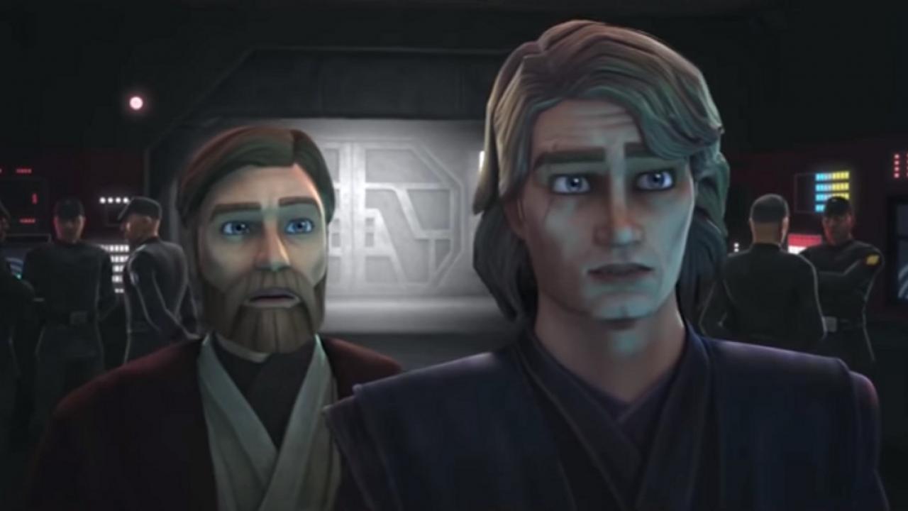 Une suite pour la série The Clone Wars — Star Wars