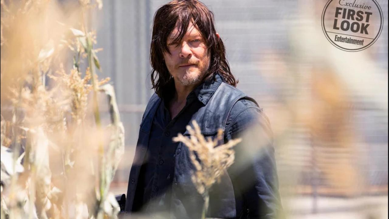 walking dead daryl S9