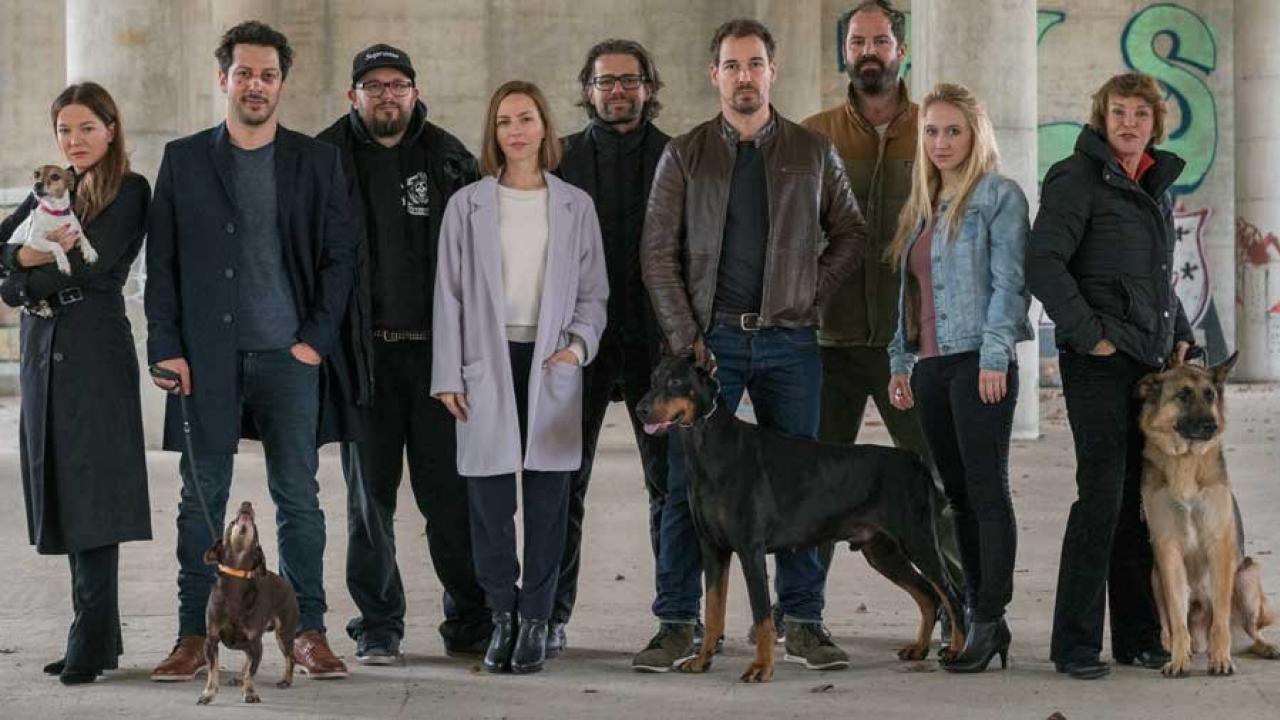 Dogs Of Berlin Trailer
