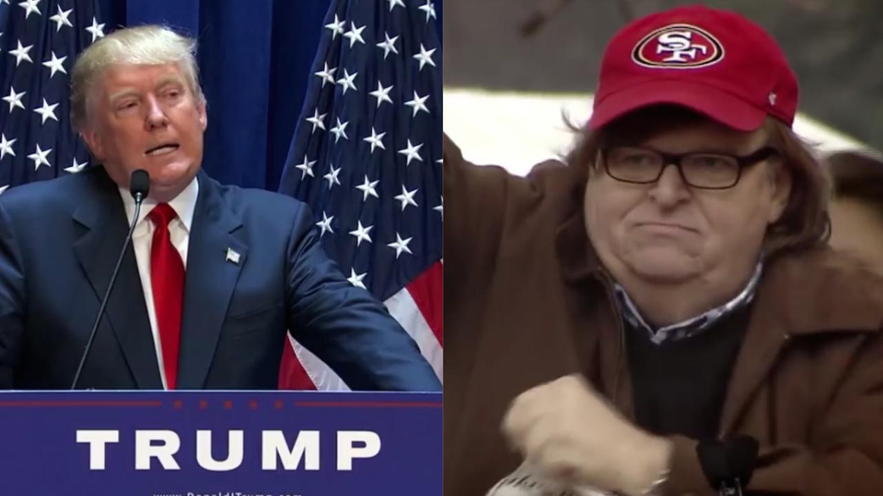 Les premières images du documentaire sur Donald Trump sont sorties