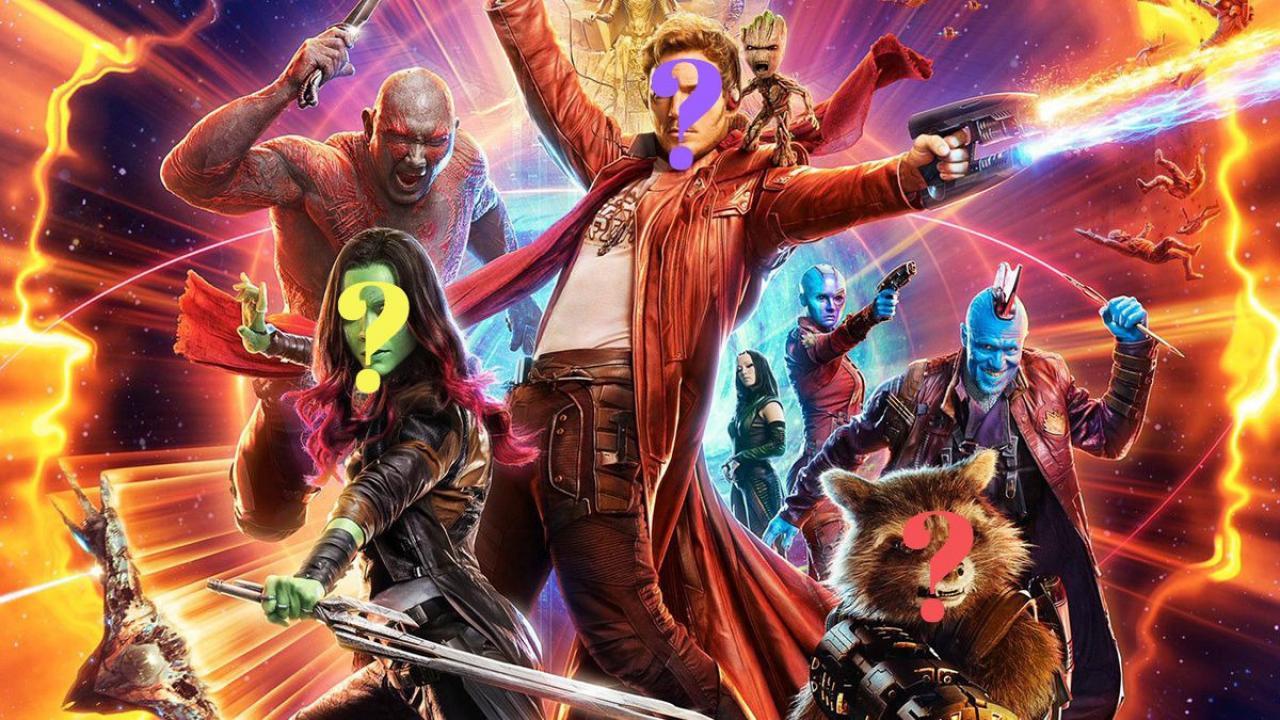 Les Gardiens de la Galaxie 3: le film est au point mort