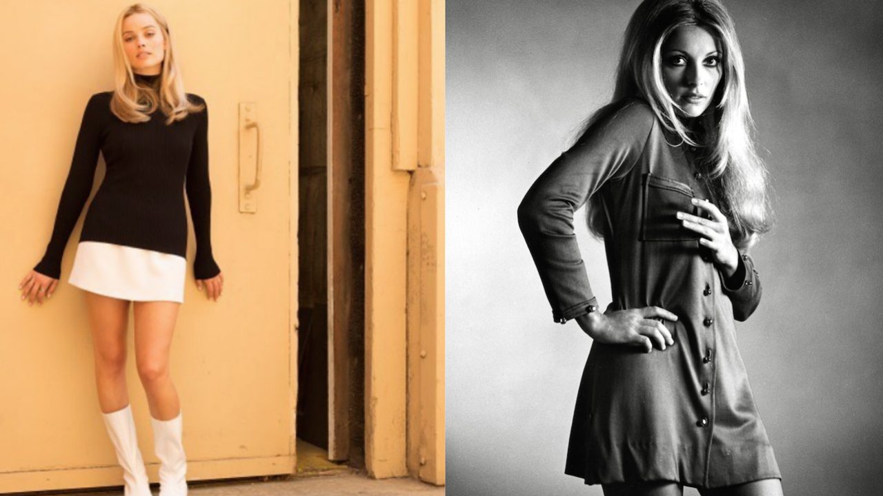 Margot Robbie incarnera Sharon Tate et la ressemblance est…