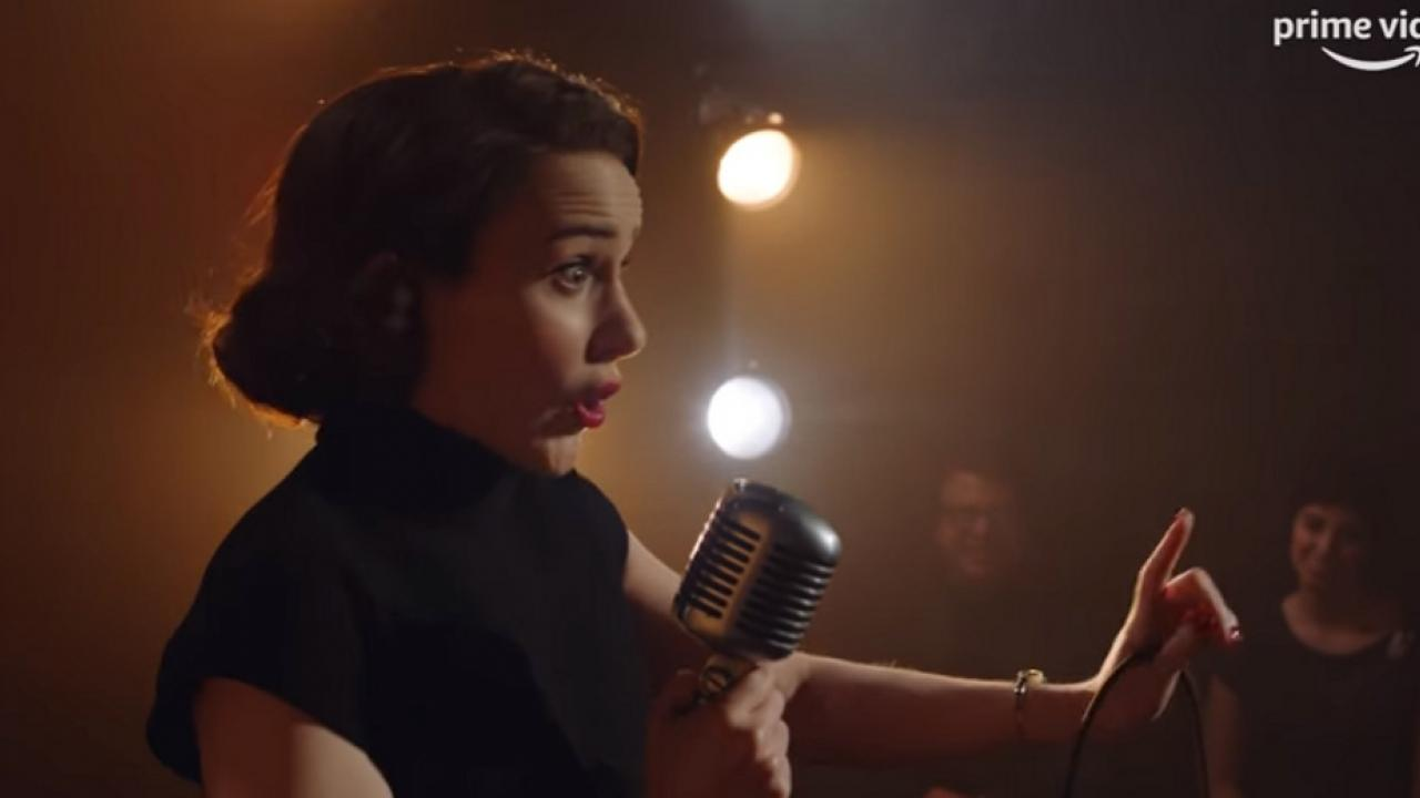 The marvelous maisel saison 2 trailer