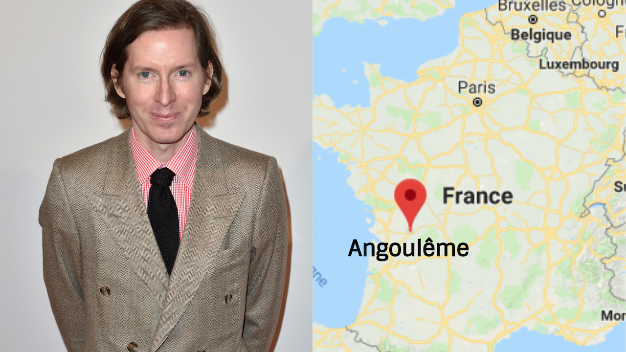 Wes Anderson Angoulême