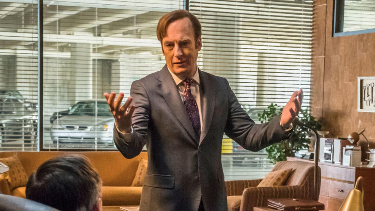 Better call saul saison 4