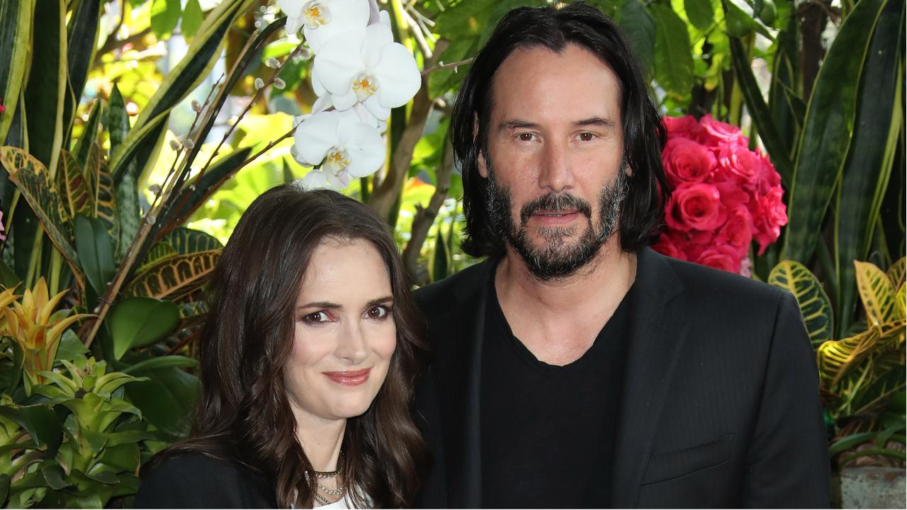 Winona Ryder et Keanu Reeves seraient mariés depuis 26 ans