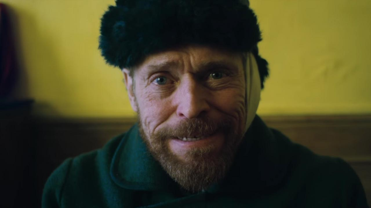 Willem Dafoe At Eternity's Gate