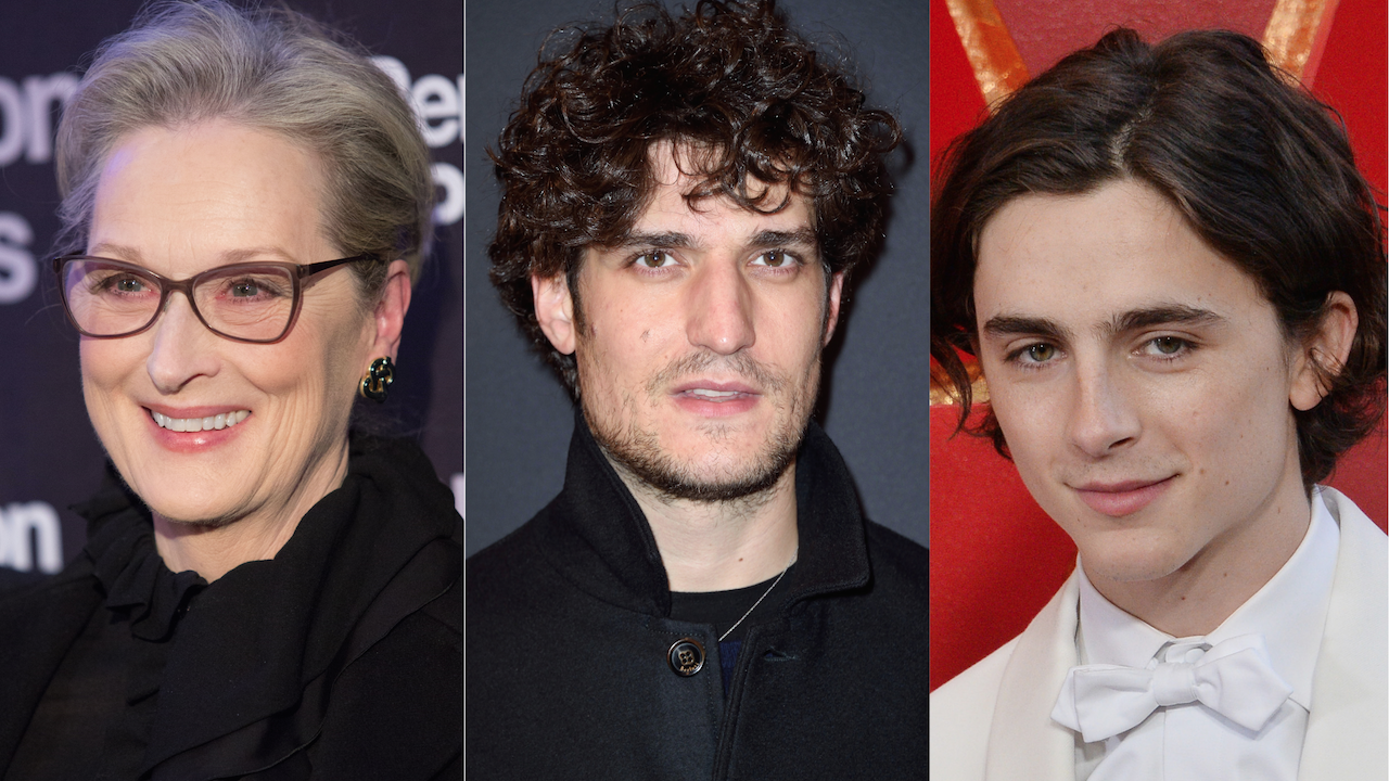 Little Women : Louis Garrel rejoint Meryl Streep et Timothée Chalamet au casting