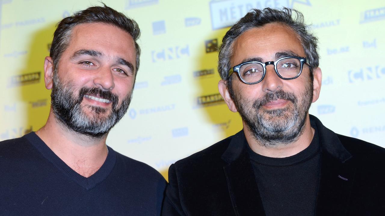 Eric Toledano et Olivier Nakache