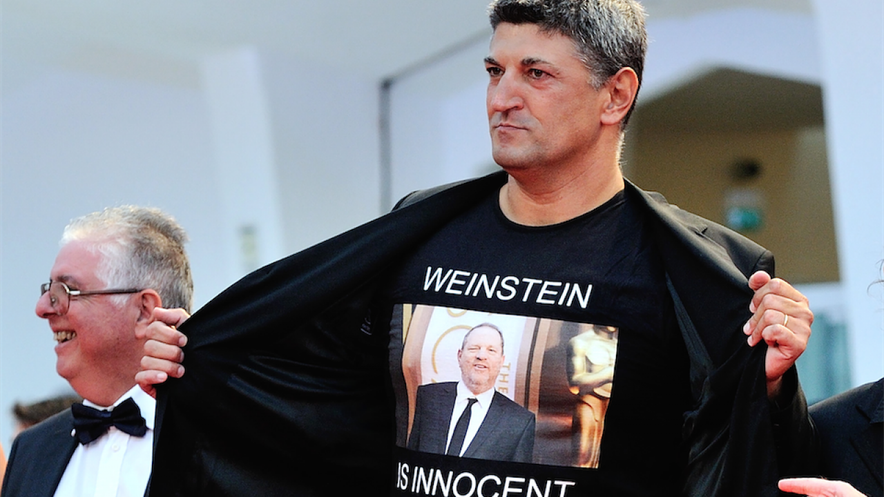 T-shirt Weinsten is innocent