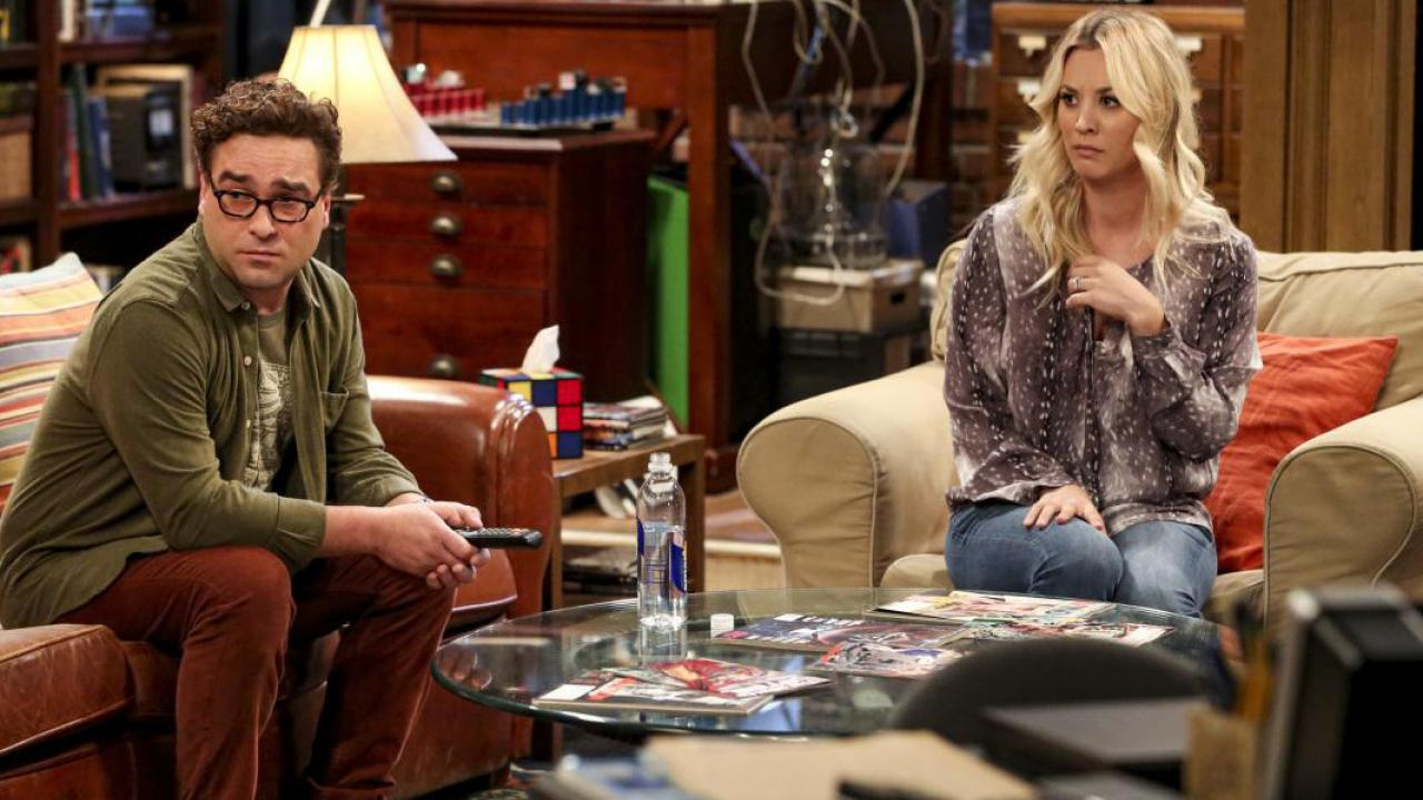 Big Bang Theory s12