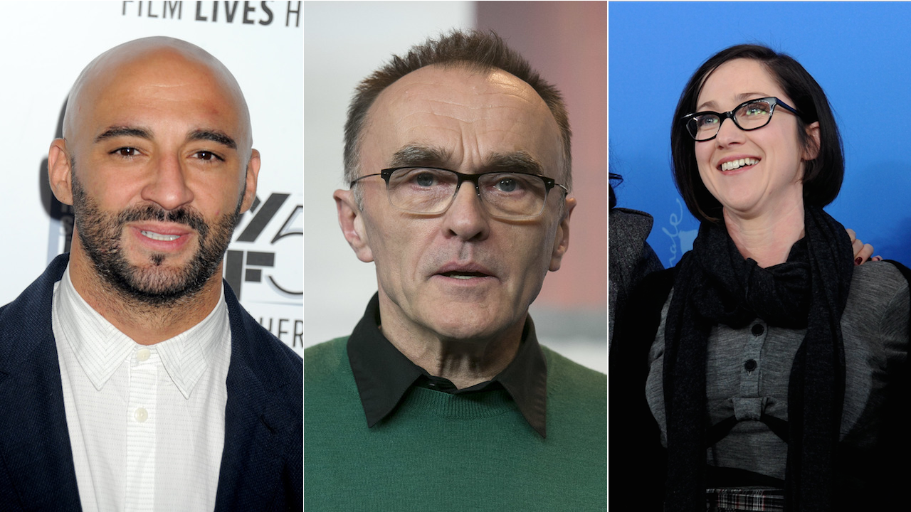 Yann Demange Danny Boyle S.J. Clarkson James Bond 25