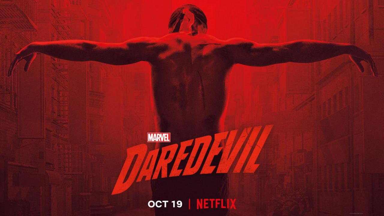 Un trailer et la saison 3 le 19 octobre — Daredevil