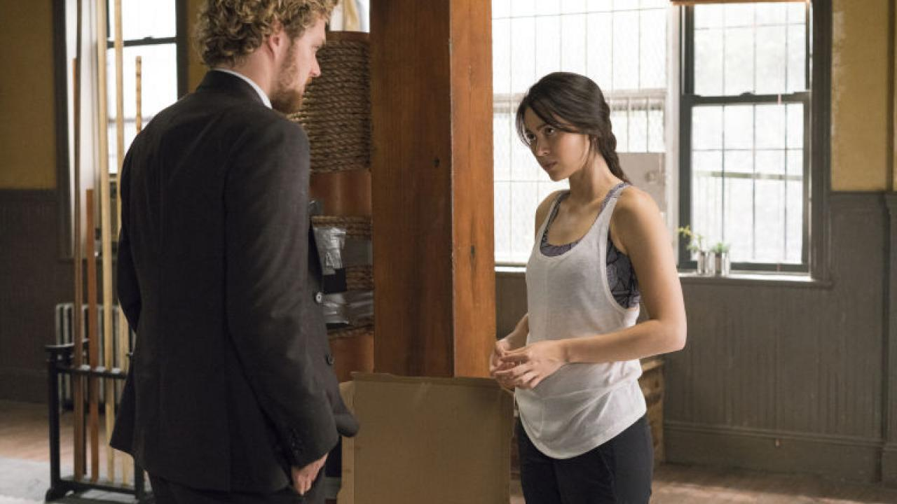 Iron Fist saison 2 fin