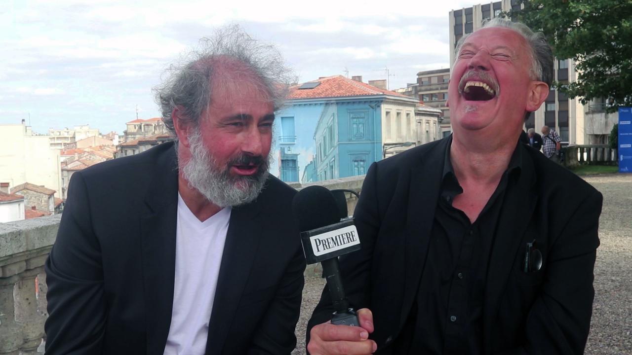 Benoit Délépine and Gustave Kervern