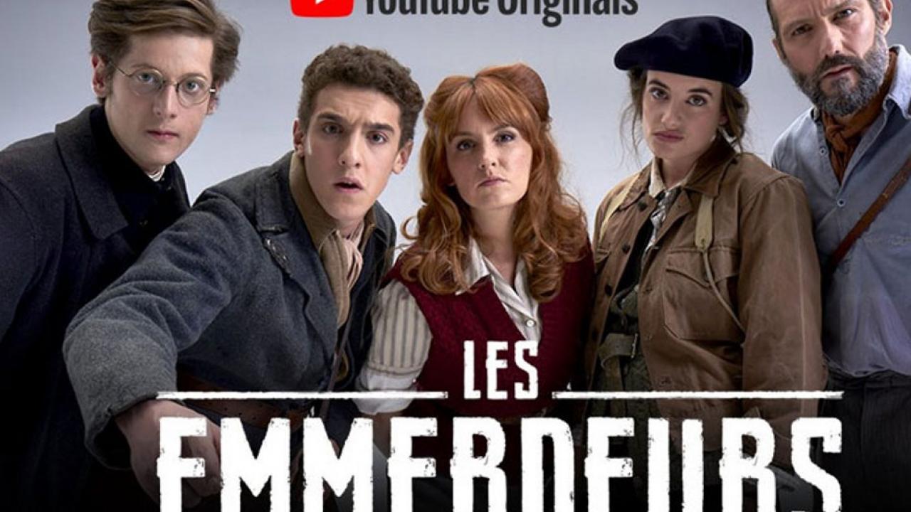 Decouvrez Les Deux Premieres Series Originales Francaises Pour La