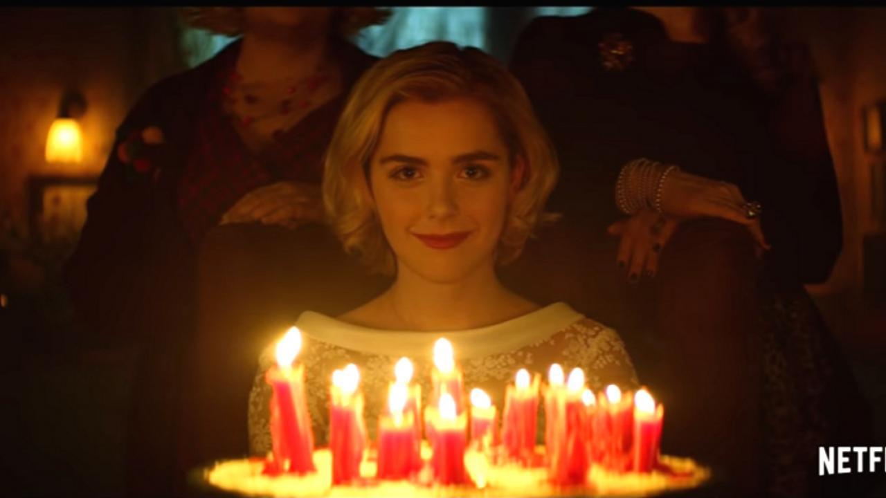 Premier teaser fun et satanique pour Les nouvelles aventures de Sabrina