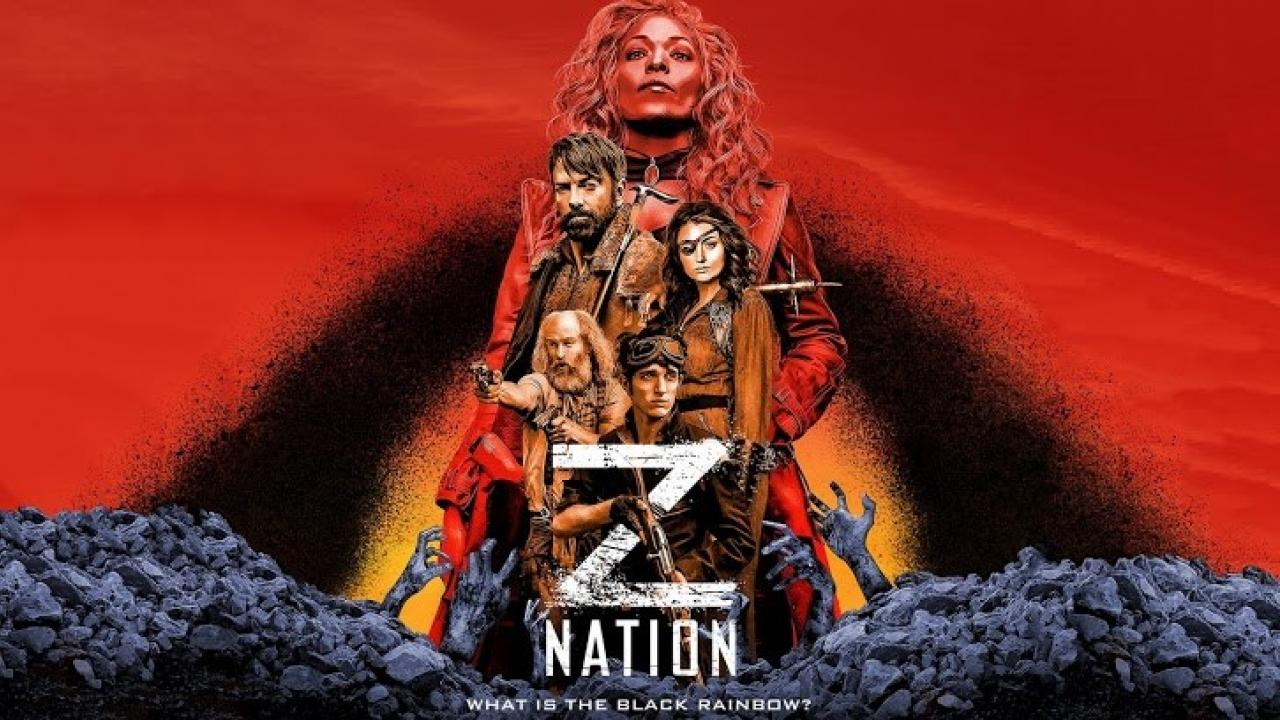 saison 5 de Z Nation