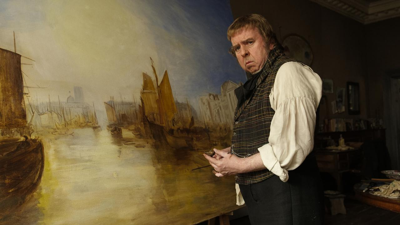 """Timothy Spall : """"Turner est une énigme"""""""