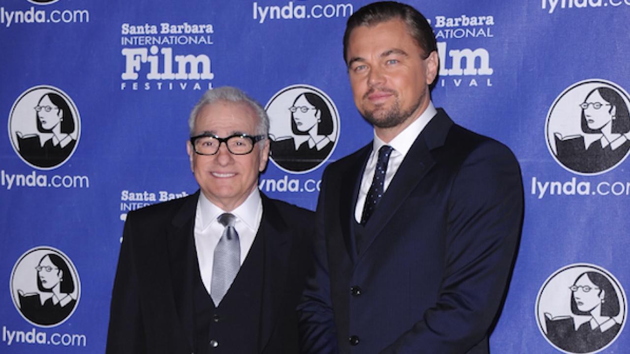 Leonardo DiCaprio et Martin Scorsese réunis pour un nouveau film !