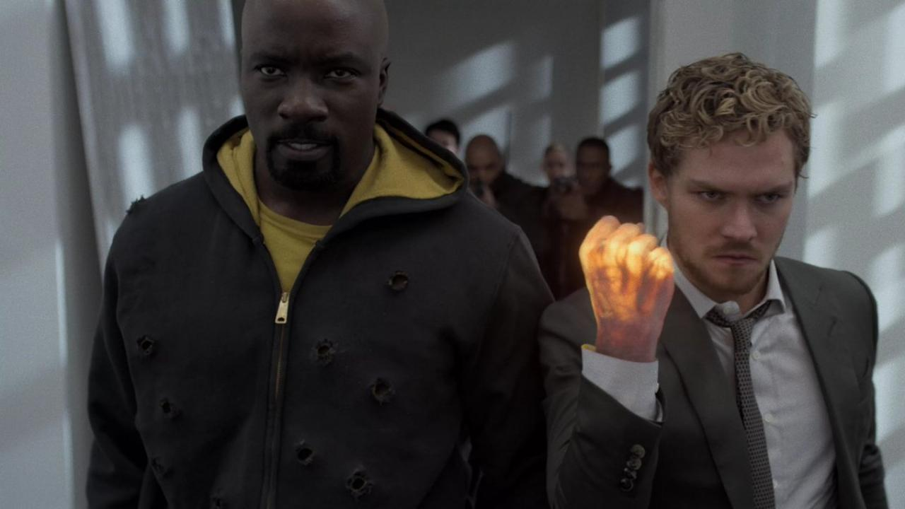 luke cage iron fist marvel netflix