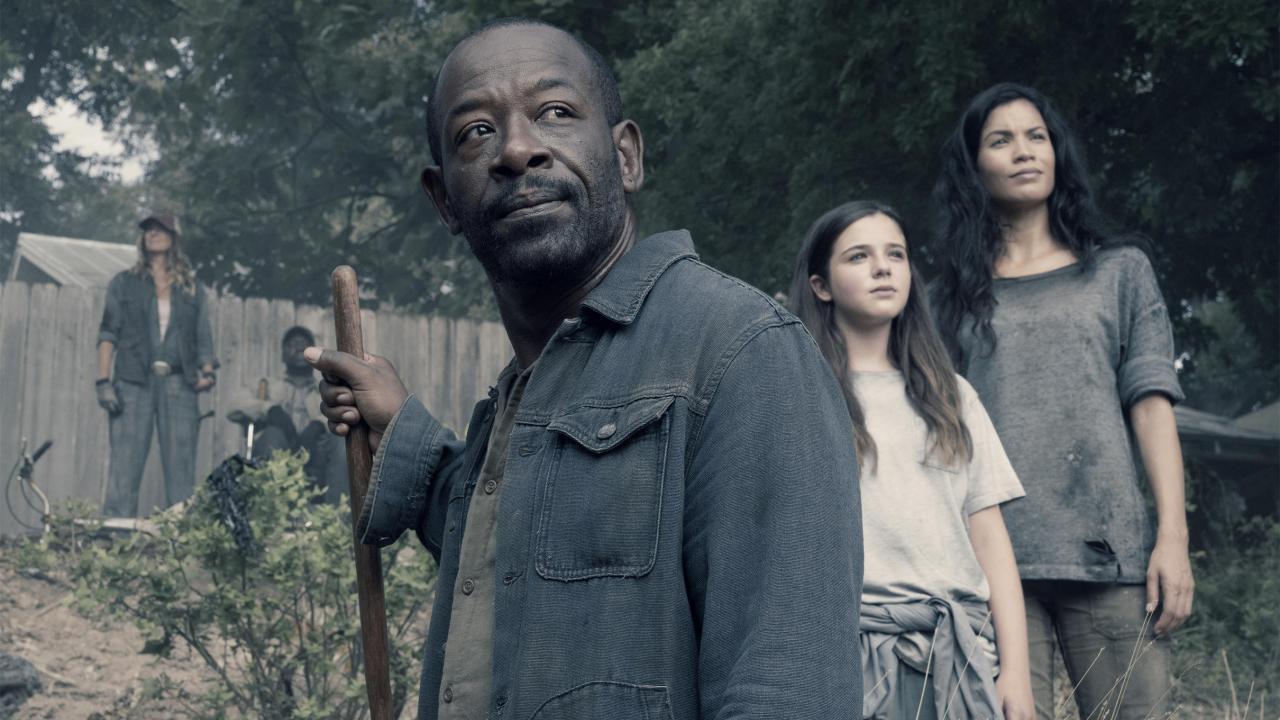 Fear the Walking Dead : premières infos sur la saison 5 ...