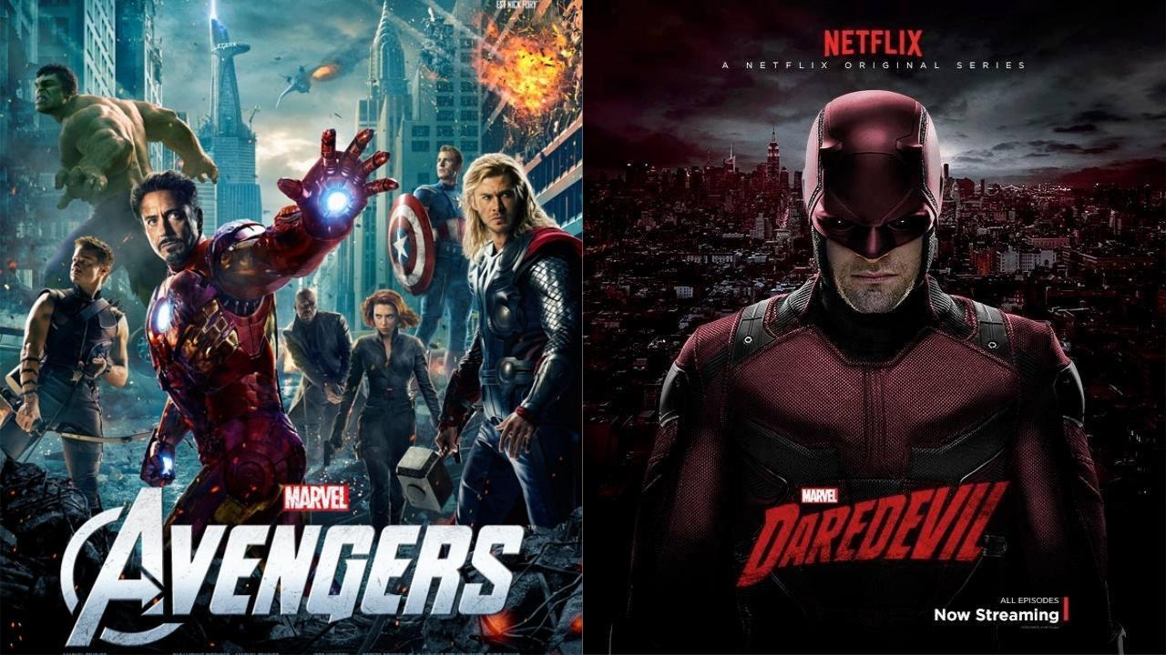 San Francisco dans quelques jours offre spéciale En 5 ans, Marvel a produit plus de saisons de séries que de ...