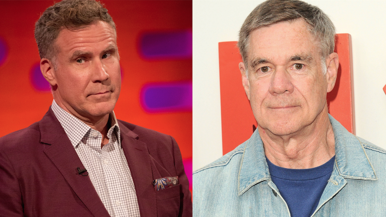 Will Ferrell Gus Van Sant The Prince of Fashion