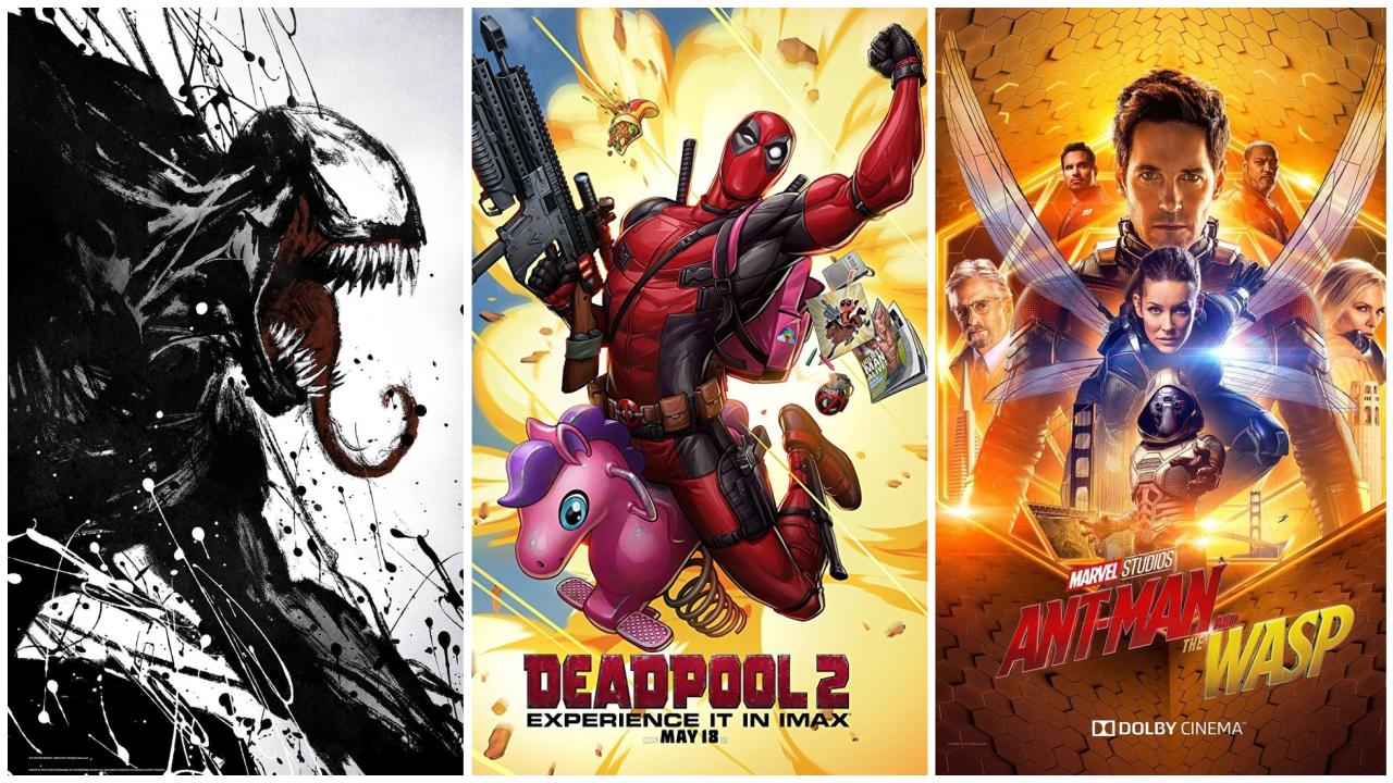 Marvel: deux films liés à Spider-Man devrait sortir en 2020