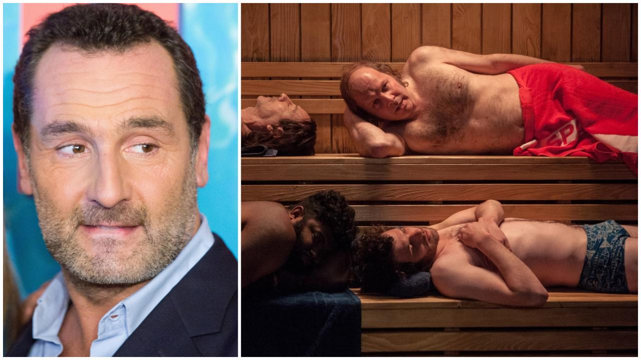 """Gilles Lellouche: """"I would have played the role of Poelvoorde or Katerine in Le Grand Bain"""""""