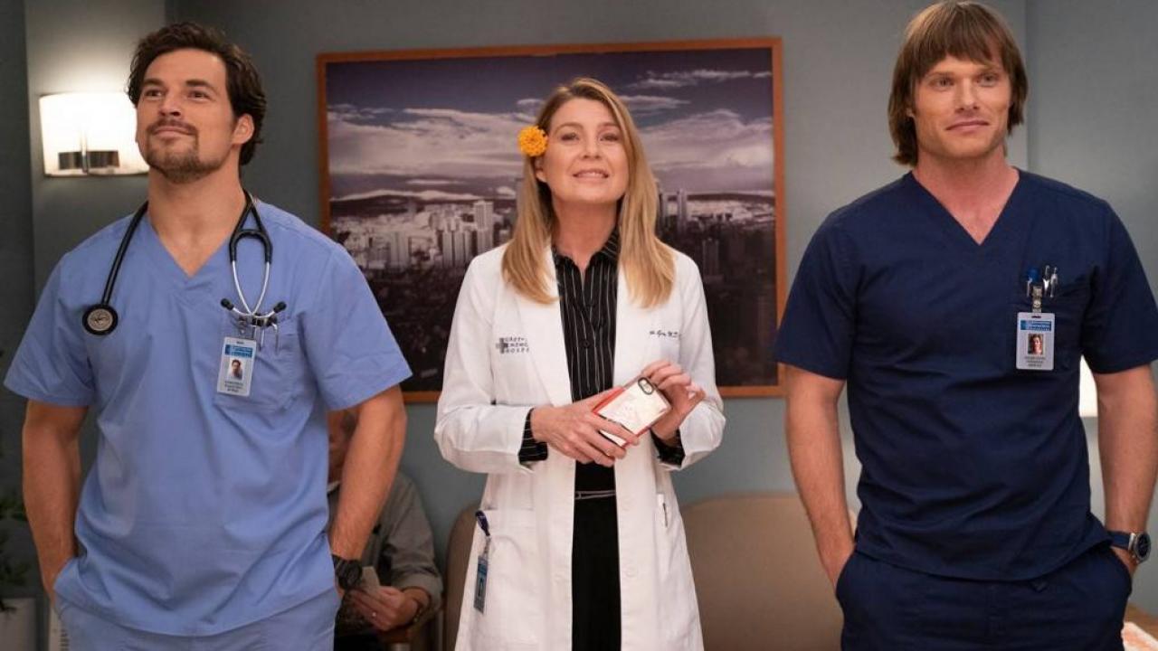 Calendrier Diffusion Greys Anatomy Saison 12.La Saison 15 De Grey S Anatomy Prendra Fin Le 16 Mai