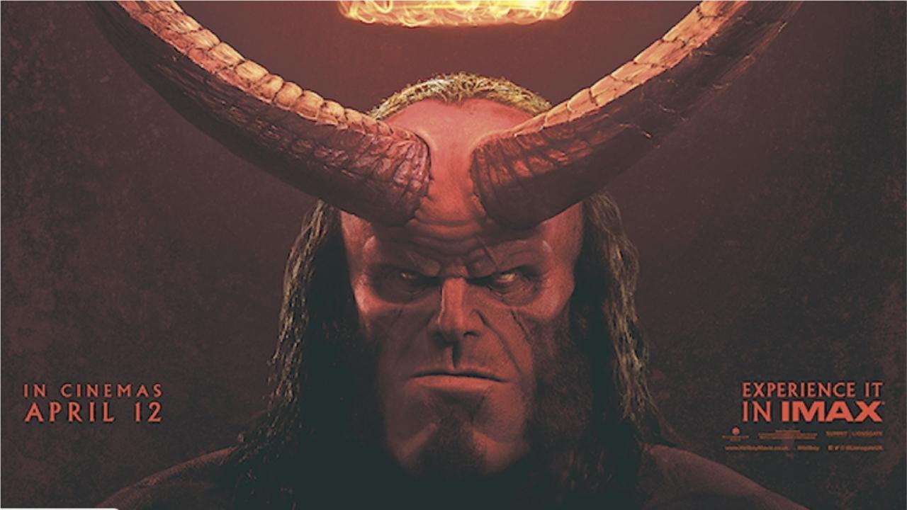 Un nouveau poster... avant la bande annonce — Hellboy
