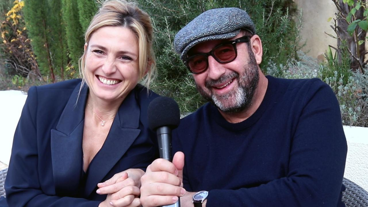 The Son-in-Law of My Life: meeting with Kad Merad and Julie Gayet
