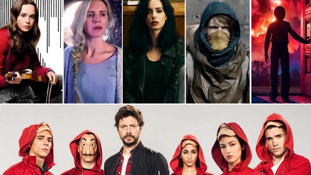 Calendrier Sorties Series Us.Les 50 Series Netflix Qu On Attend Avec Impatience En 2019